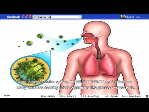 Health Problems Due to Use Of Mobile Phones   Hello Webisode 4