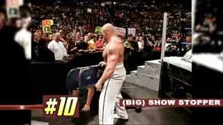 WWE RANK'D: Brock Lesnar's Greatest Attacks