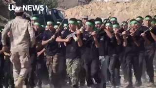 Inside the Hamas summer training camp for Gaza teens