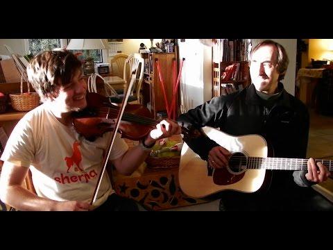 John Naughton's reel featuring Sky Kelsey & Jim Kerr