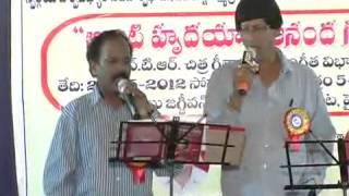 Aanaati hrudayala ananda geetham by Vijay and Dinkar