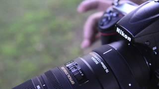 70-200mm f2.8 shootout - Part 4 - Sigma OS vs Tamron vs Nikon VRII - Conclusion & focus issues