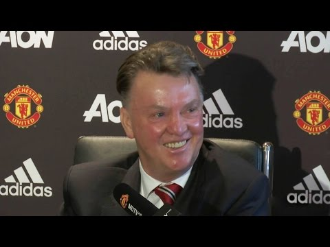 Now Louis Van Gaal Calls Will Keane 'Michael'! Jokes 'It's An Easy Name For Him'