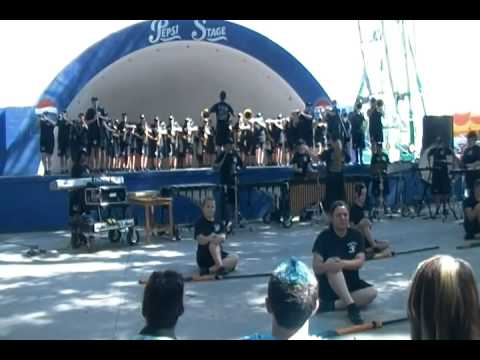 Pueblo South High School Marching Band 2013 Pepsi Stage