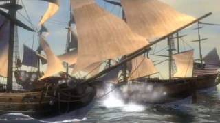 empire total war (music :pirates of the caribbean )