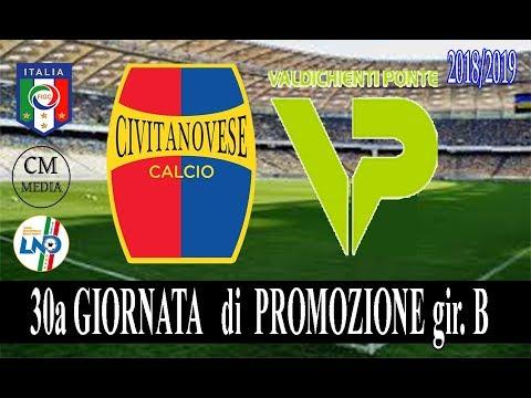 La Civitanovese batte la capolista Valdichienti. I gol e le interviste.