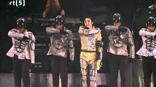 Michael Jackson - Live HD/720p {Medley: Scream/They don