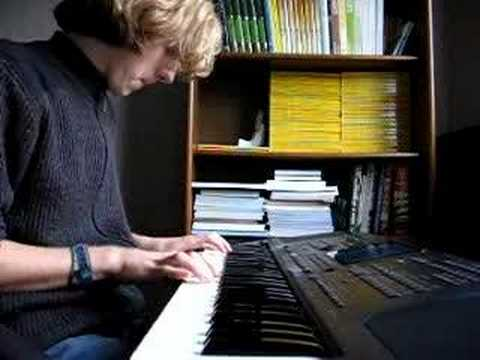 Children Of Bodom - Hidden Keyboardsomething Wild
