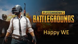 #31 Highlights | Duo Squad Happy WE | Squad | Playerunknown's Battlegrounds #PUBG