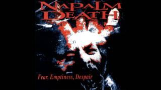 Watch Napalm Death Throwaway video
