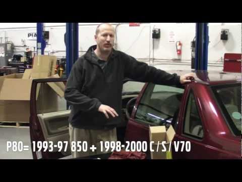 ipd Volvo Heater Core Replacement 1993-2000 850/70
