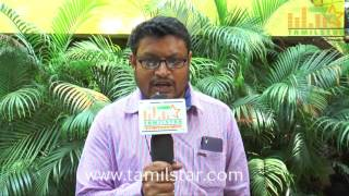 Prathap Murali At Thittivasal Movie Team Interview