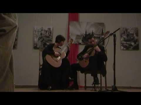 duo resonances - Cançon i dansa n°5 - Federico Mompou