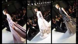 Paris Haute Couture Spring Summer 2013 by Valentina Nessi of VFASHIONWORLD