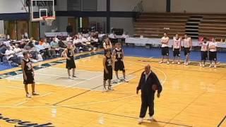 Jim Boeheim Reveals His 2-3 Match-Up Zone Rules! - Basketball 2016 #25
