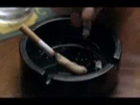 Fatty Cigarette TV advert - (2004) British Heart Foundation