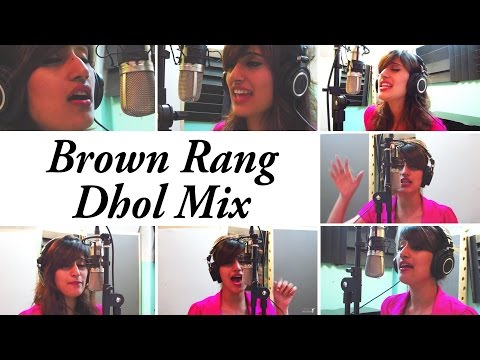 Brown Rang Dhol Mix (studiounplugged Ft Akasa Singh) Jai - Parthiv video