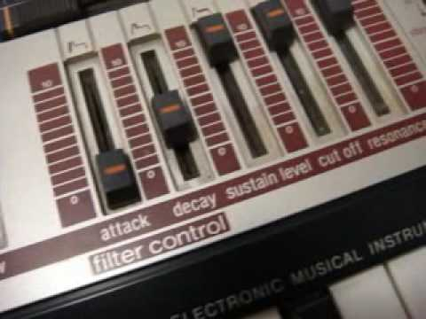 Casio Island! (Casio MT-400v Keyboard Demo)