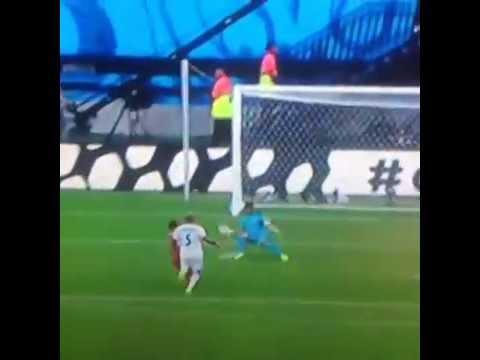 SHAQIRI HAT TRICK SECOND GOAL 25-06-2014 Switzerland vs Honduras 3-0  MATCH 2014 FIFA 2014