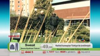 Sweat Sauna Eşofman