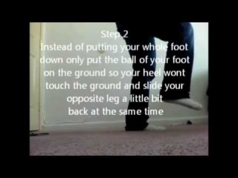 How to Shuffle Dance Part 1
