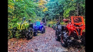 Off Road, Off Trail.  What's all the Hype? (2018 Can Am Renegade XMR 1000r)