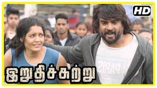 Irudhi Suttru Latest Tamil Movie Scenes   Best Of Madhavan   Vol 2   Ritika   Nasser   Radha Ravi
