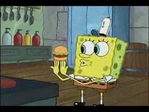 spongebob- smack that