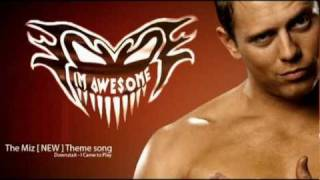 WWE | The Miz New Theme 2010 Full (V.2.)
