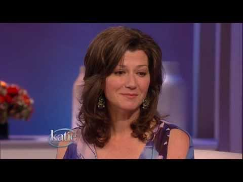 Katie with Amy Grant 11/27/13 Interview