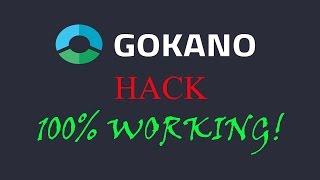 Gokano 100% WORKING HACK!