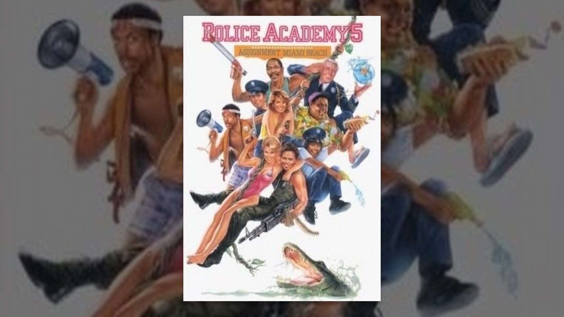 Police Academy The Series  Wikipedia