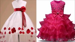 Wow! Party Wear Baby Girl Dresses