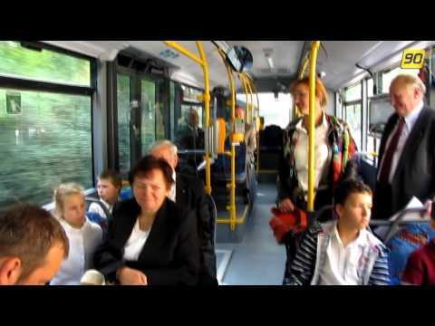 Najnowszy Autobus Na Śląsku