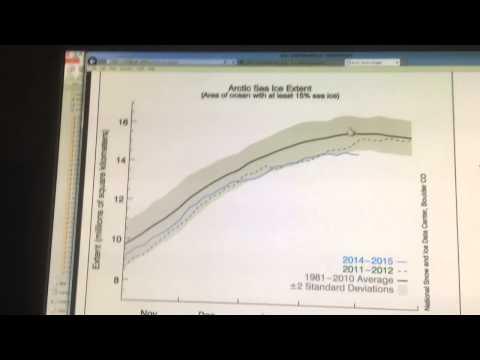 Abrupt climate system change NOW: Part 2