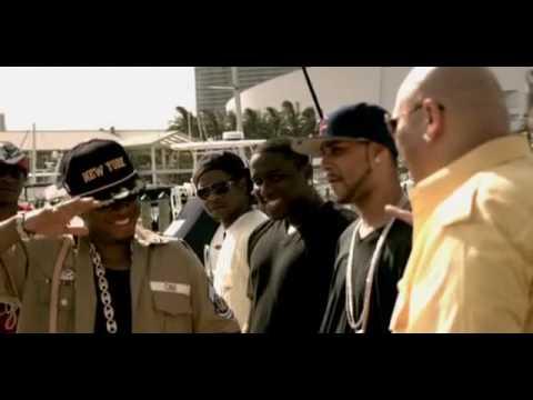 Red Cafe ft Jadakiss, Fat Joe & Fabolous - Paper Touchin (remix) (Official Music Video)