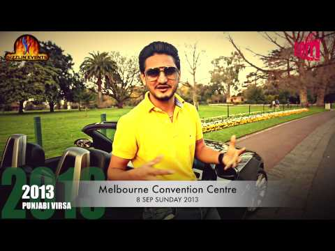 Kulwinder Billa | Punjabi Virsa 2013 | Promotional Video | Sizzlin Events | Cam video