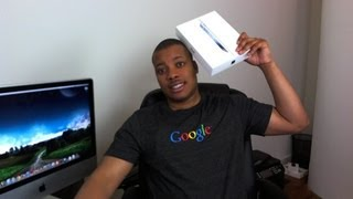 The New iPad Giveaway Winner is...