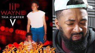 Lil Wayne - Mona Lisa Feat. Kendrick Lamar (Tha Carter V) - REACTION