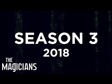 THE MAGICIANS | Season 3 Teaser | SYFY