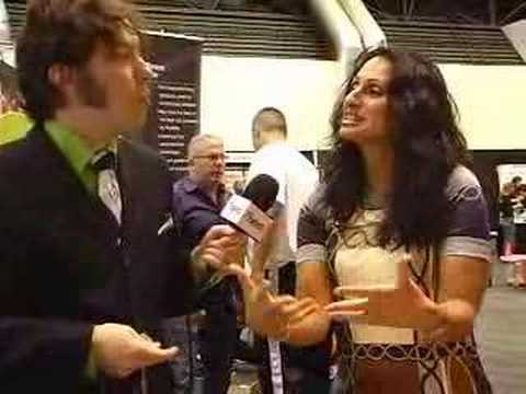 Dave Hill at the Body Beautiful Expo: Brazilian Butt Fill
