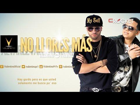 No Llores Mas - Valentino ft J Alvarez | Reggaeton nuevo 2014
