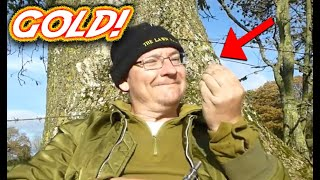 OMG! EPIC! GOLD Ring Found Metal Detecting