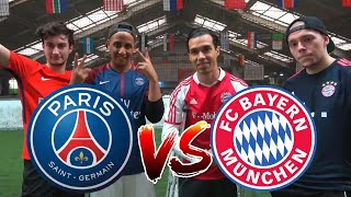 FC BAYERN (LEWANDOWSKI) vs PSG (NEYMAR) CHALLENGE | BROTATOS