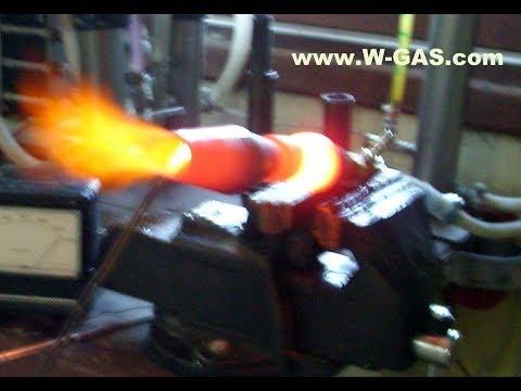 BIG HHO burners industrial WATER is the FUEL