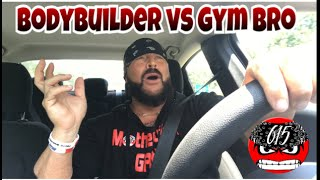 Bodybuilder vs Gym Bro | Robertfrank615