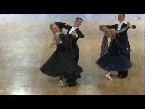 Жарков Дмитрий - Куликова Ольга, Final English Waltz