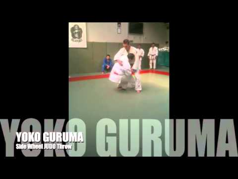 Yoko Guruma 横車 JUDO Side Wheel Throw Image 1