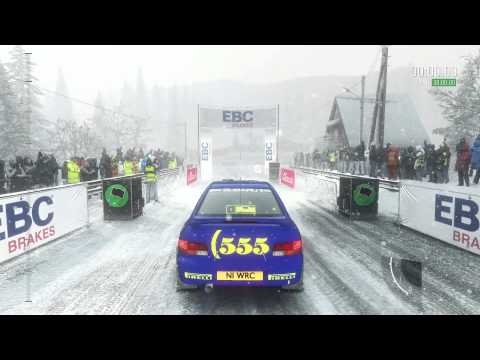 DIRT RALLY - BEST rally-game SOUND EVER!!