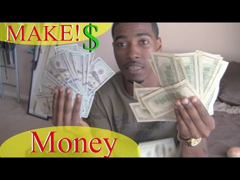 How to Make Money if you're a Kid or Teenager in High School